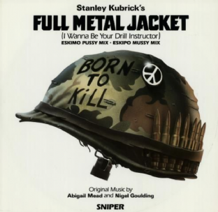 "Abigail Mead & Nigel Goulding - Full Metal Jacket (I Wanna Be Your Drill Instructor) (12"") (VG/VG)"